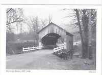 "*POSTCARD-""The Minthorn Bridge"" ...1927-1964...  @ OREGON  (#44)"
