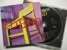 """LOS LOBOS """"KIKO"""" - CD"""