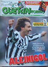 GUERIN SPORTIVO=N°44 1989=DINO ZOFF=LE FOLLIE DEL FOOTBALL=ANDREAS MOLLER