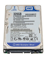 """Notebook Festplatte / HDD Fujitsu Celsius H270 Serie 2,5"""" 320 GB SATA II"""
