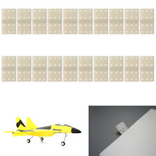 20pcs Hinge Plastic Linker Medium for RC Airplane Helicopter Aircraft Quadcopter