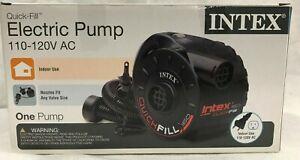 Intex Electric AC #66623-E Air Filling Pump New in Box