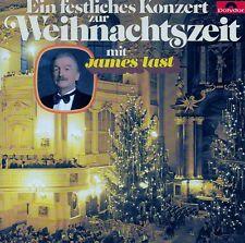 JAMES LAST : EIN FESTLICHES KONZERT ZUR WEIHNACHTSZEIT / CD