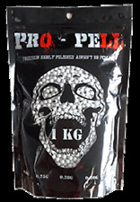 Propell Airsoft 0.20g BBs High Precision Competition Grade Airsoft Pellets x1 Kg