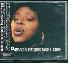 Devox featuring Angie B. Stone Japan CD w/obi exclusive japan release TOCP-8923