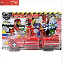 Power Rangers ToQger Tokkyuger EX Kyoryuger Ressha Train Set Red Sentai Bandai