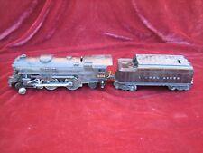 Vintage Lionel Locomotive Trains 8304 and 266WX Tender