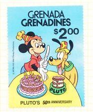 Disney Single Animation & Cartoon Postal Stamps