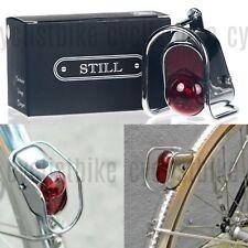 Still Classic Vintage Bicycle (LED Mudguard Tail Light) For City Road bike NIB