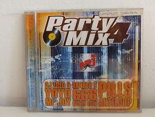 CD ALBUM DJ FRED & ARNOLD T PILLS ANTILOOP Party mix 4 555975 2
