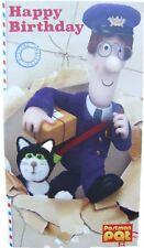 Postman Pat birthday card for any age by Danilo - PP002