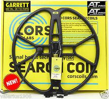 "New CORS FIRE 15""x15"" DD search coil for Garrett AT PRO + coil cover + fix bolt"