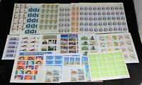 $100 Face Value US Postage Stamp Lot - Unused - Sheets - Blocks - Qty