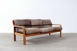 50s60s 3er Sofa Couch Teak Danish Design Mid Century Vintage