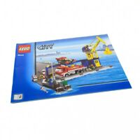 1x Lego Bauanleitung A4 Heft 2 Lego City Hafen 4645
