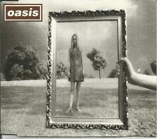 Oasis Wonderwall  rare 4 Track Promo Picture Disc CD  Made in England
