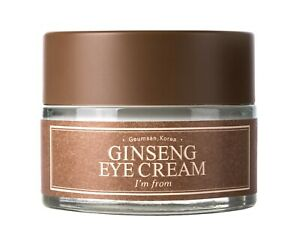 [I'm From] New Arrival/ Ginseng Eye Cream/ Anti-aging/ Wood-cultivated Ginseng