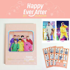 BTS 4TH MUSTER HAPPY EVER AFTER DVD KOREA Ver. (PHOTO CARD / STICKER SELECTION)