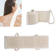 New Exfoliating Loofah Loofa Back Strap Bath Shower Body Sponge Scrubber