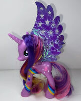 My Little Pony G4 Princess TWILIGHT SPARKLE Brushable Fantastic Flutters MLP FiM