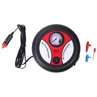 Portable Car Air Compressor Auto Inflatable Pumps Electric Tire Inflators C X2J1