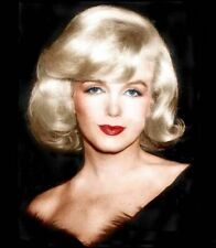 Marilyn Monroe Red Lips Crewneck Bombshell Pinup Starlet Hollywood Sweatshirt