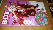 CORRIER BOY MUSIC # 23-ANNO 7-1978- EDOIARDO BENNATO