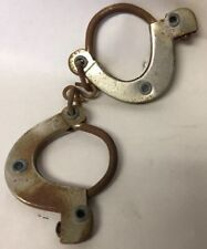 Vintage 1940's 50's Small Toy Handcuffs, Lomé Ranger Etc...
