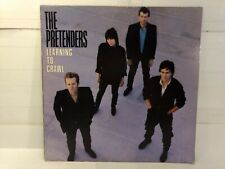The Pretenders Learning To Crawl 1983 WEA Vinyl Record lp2388
