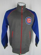 Chicago Cubs MLB Majestic Sports Men's Track Jacket