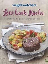 Weight Watchers - Low Carb Küche: Raffinierte Rezepte mit wenig Kohlenhydra ...
