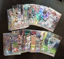 2018 Topps Series 1 Rainbow Foil Parallel 36 card lot  ALL DIFFERENT