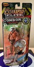 LANARD THE CORPS ELITE FORCE CONDOR ACTION FIGURE 2015 NEW SEALED