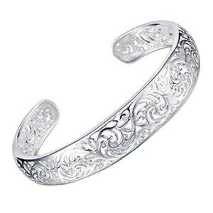 Bracciale Aperto argento 925 Donna