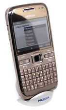 Nokia E72 Gold Deutsch QWERTZ Keypad NEW SWAP ORIGINAL UNLOCKED