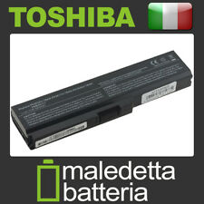 Batteria 10.8-11.1V 5200mAh per Toshiba Satellite Pro T130-15F