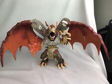 Grand Dragon Wizards Shogakukan Figure 2003 Hasbro Light Up & Sounds 12inch
