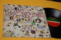 LED Zeppelin LP III 1° St Orig Venezuela Top Rare Collectors