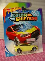 2018 Color Shifters '08 MITSUBISHI LANCER EVOLUTION evo∞Yellow to red∞Hot Wheels