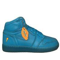 Nike Air Jordan 1 Retro High Gatorade Blue Lagoon Size 7Y GS AJ6000-455 Sneaker