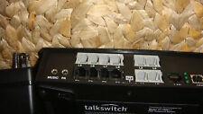 TalkSwitch 844 vs VoIP PBX Phone System