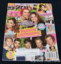 M Magazine April 2014 One Direction Selena Ross R5 Olivia Austin Ariana Cody