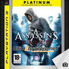 Jeu PS3 Assassin's Creed PLATINUM - PlayStation 3 - Ubisoft / Ubisoft Montréal