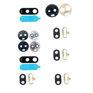 Back Camera Glass Lens For Motorola Moto G4 G5 G5s G6 G7 Plus Play Power