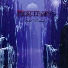 MERCENARY-FIRST  BREATH-CD-melodic-death-scar symmetry-into eternity-raintime