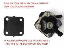 New Fuel Pump Repair Kit Replacement Diaphragm Evinrude Johnson 4-15 hp 331307