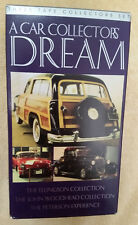 Car Collectors Dream - Ellingson, Woodhead, Peterson Collection, 3 VHS Set