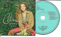 CD Single - Celine Dion* ‎– Live (For The One I Love) Label: Columbia ‎– 2000