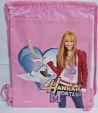 Disney Miley Cyrus Hannah Montana String Bag Backpack