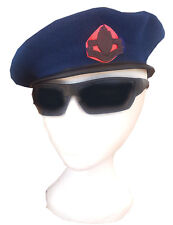 Israeli army / IDF Military Police Corps (MP) ,Authentic, Royal Blue Beret